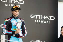 Podium : le troisième Arjun Maini, Jenzer Motorsport