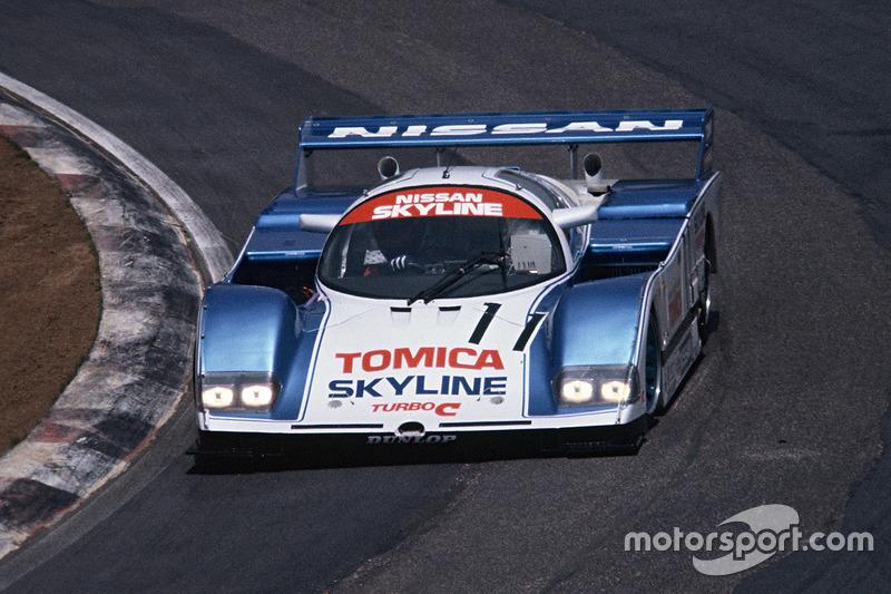 1985 Nissan Skyline Turbo C