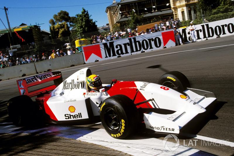 McLaren MP4/8 (1993)