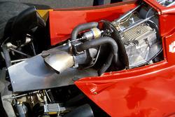 Turbolader im Ferrari 126CK