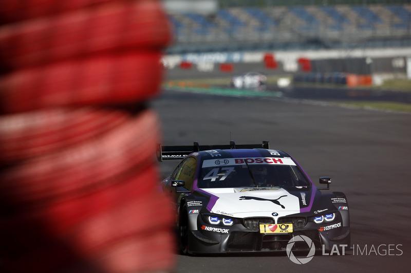16. Joel Eriksson, BMW Team RBM, BMW M4 DTM