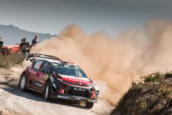 Крис Мик и Пол Нейгл, Citroën C3 WRC, Citroën World Rally Team