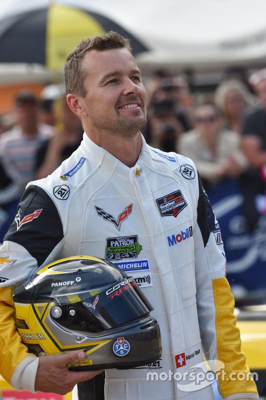 Marcel Fassler, Corvette Racing