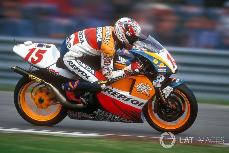 1998. Sete Gibernau - Gran Premio de Japón - 10º