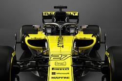 Renault F1 Team RS18  detalle del frente