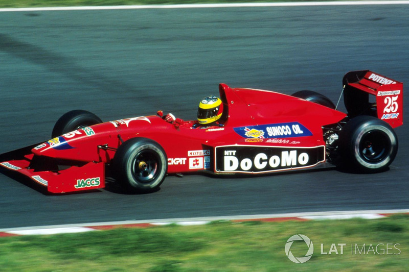 1996: Ralf Schumacher, Team LeMans