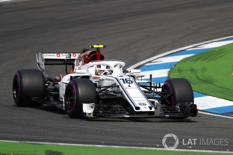 Charles Leclerc - Sauber: 6