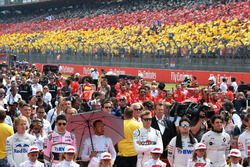 Drivers on the grid