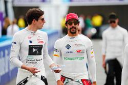Alex Lynn, DS Virgin Racing, Lucas di Grassi, Audi Sport ABT Schaeffler