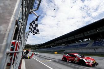 Zege voor René Rast, Audi Sport Team Rosberg, Audi RS 5 DTM