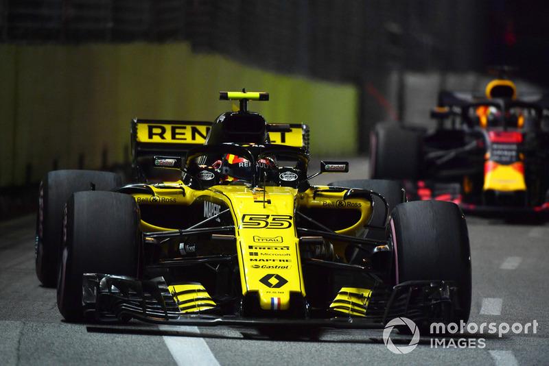 12: Carlos Sainz Jr., Renault Sport F1 Team R.S. 18, 1'38.716