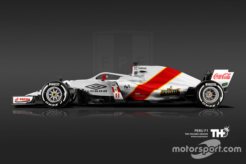 F1 Team Perú