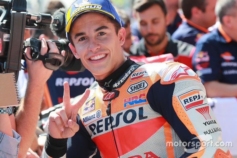 Peraih pole, Marc Marquez, Repsol Honda Team
