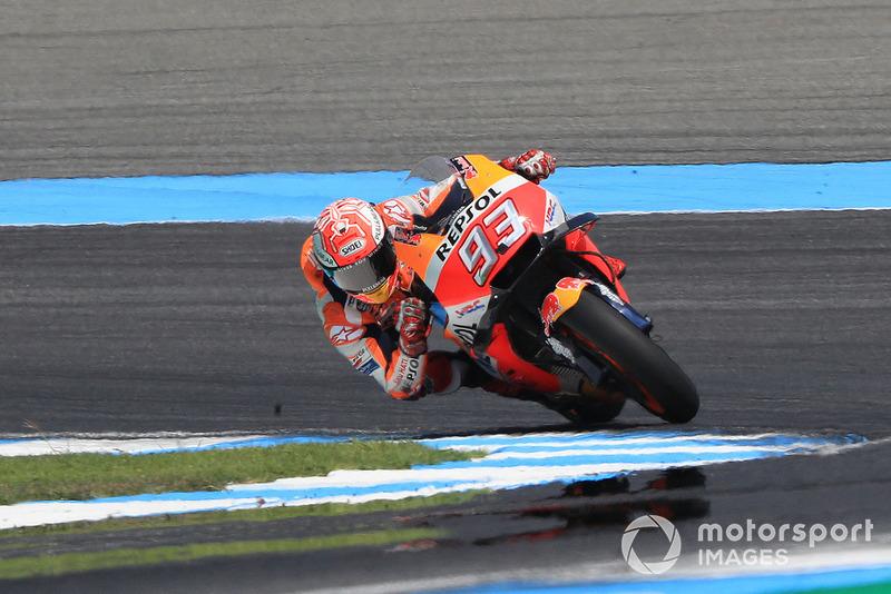 #15 GP de Tailandia - Pole: Marc Márquez