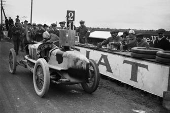 Pietro Bordino, Fiat 804, pitstop