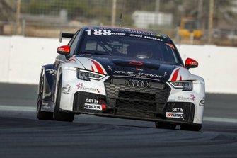 #188 AC Motorsport Audi RS3 LMS: Stephane Perrin, Vincent Radermecker, Tom Boonen, Gilles Magnus