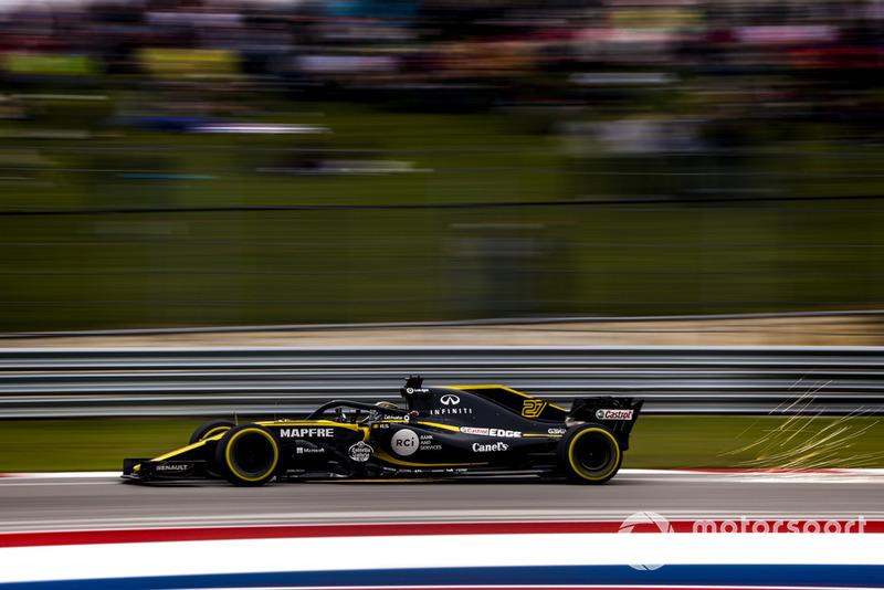 7. Ніко Хюлькенберг, Renault Sport F1 Team RS18, 1:34.215