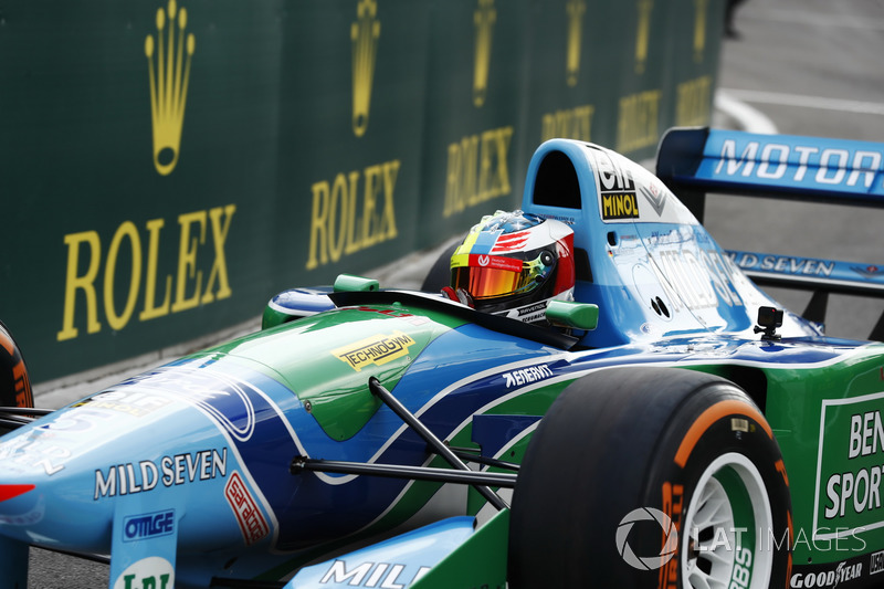Mick Schumacher, Benetton B194-5