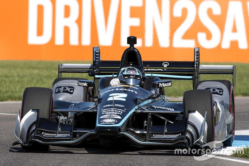 Гран Прі Індіанаполіса: Джозеф Ньюгарден, Team Penske Chevrolet