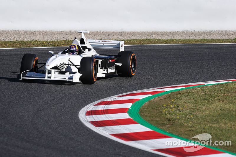 Патрик Фризахер, пилот F1 Experiences