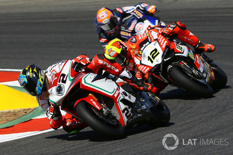 Leon Camier, MV Agusta, Xavi Fores, Barni Racing Team