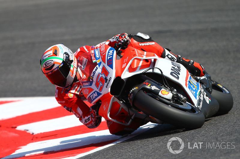11. Michele Pirro, Ducati Team