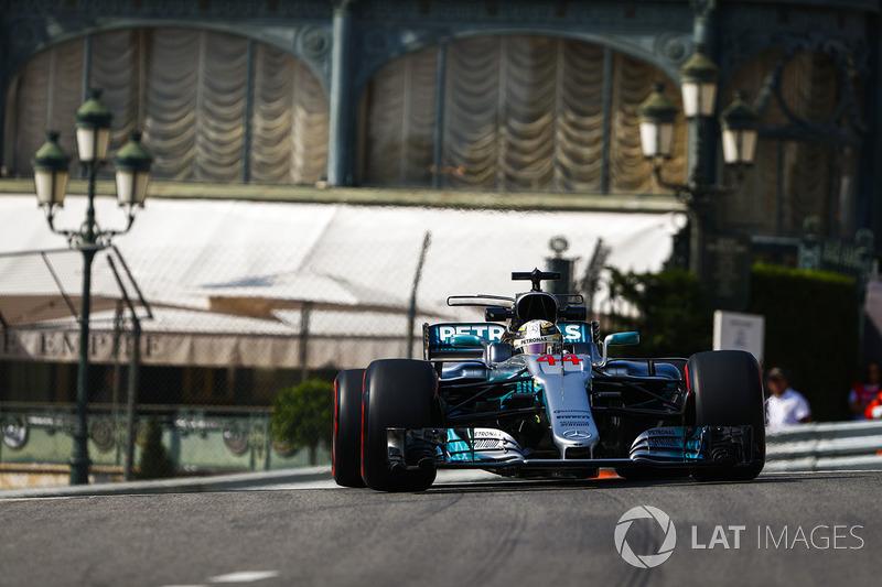 6 - GP de Mónaco 2017