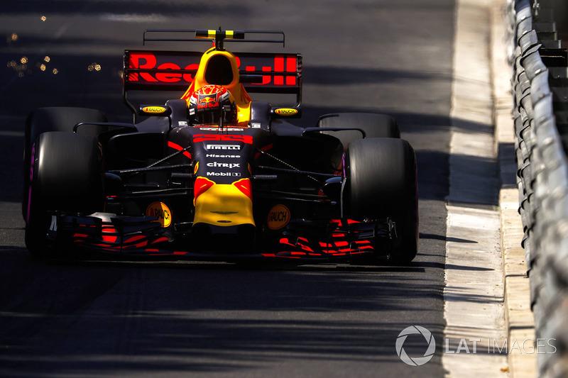 4. Max Verstappen, Red Bull Racing, RB13