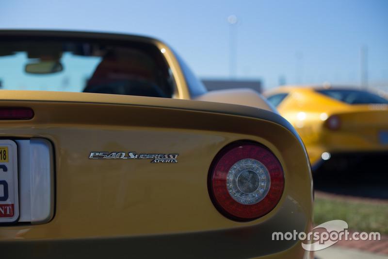 Ferrari P540