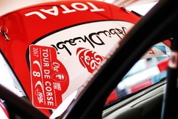 Citroën World Rally Team Citroën C3 WRC detail