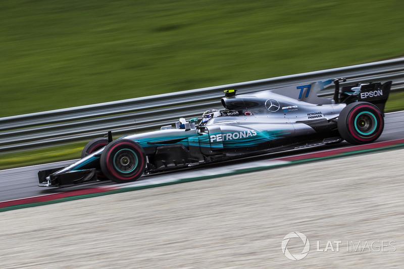 3 місце - Валттері Боттас, Mercedes