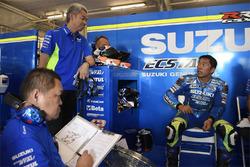 Shinichi Sahara, Team Suzuki MotoGP líder de proyecto