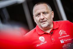 Yves Matton, Citroën-Motorsportchef
