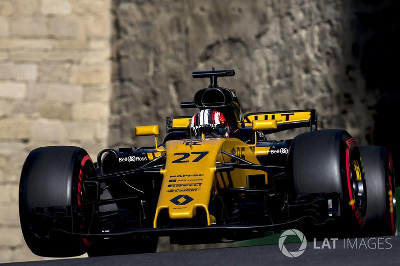 11º Nico Hulkenberg, Renault Sport F1 Team RS17 (18 puntos)