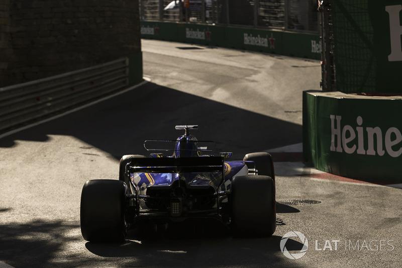 23 місце — Маркус Ерікссон, Sauber — 0