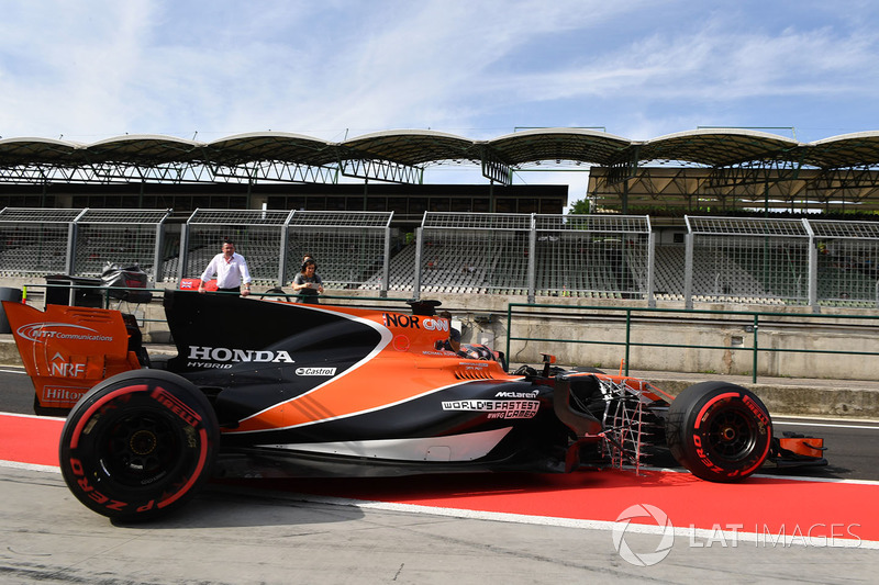 Hungarian GP test
