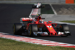 Kimi Raikkonen, Ferrari SF70-H