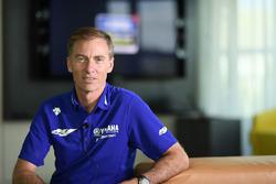 Lin Jarvis, directeur général Yamaha Factory Racing