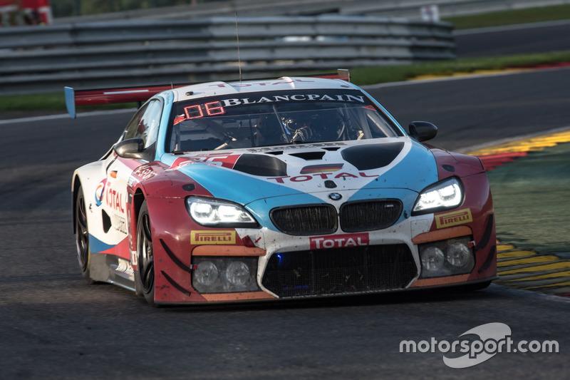 26. #36 Walkenhorst Motorsport, BMW M6 GT3