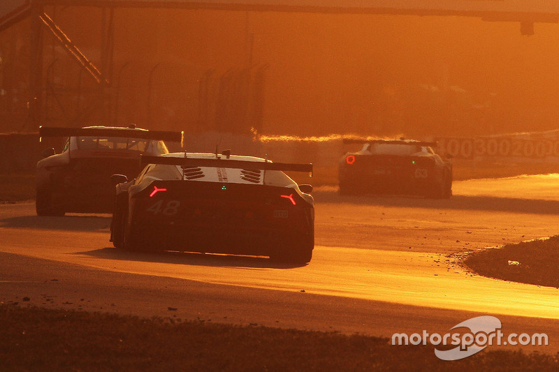 #48 Paul Miller Racing, Lamborghini Huracan GT3: Madison Snow, Bryan Sellers, Dion von Moltke