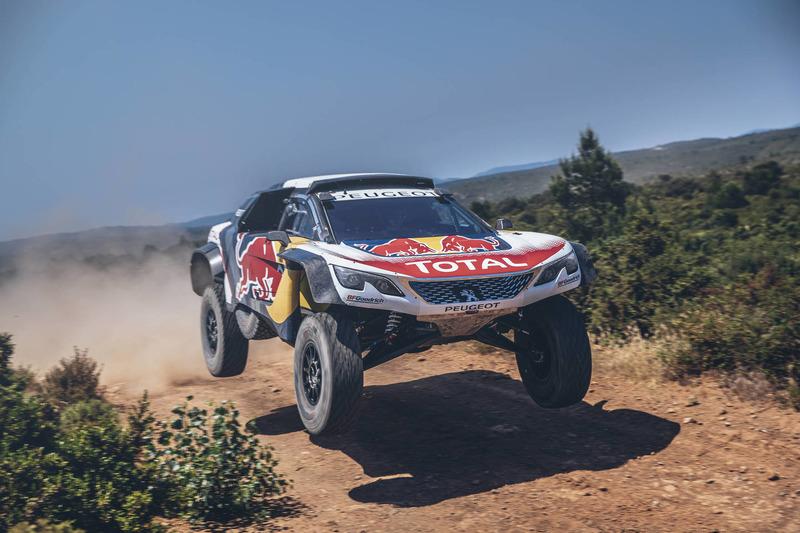 Carlos Sainz, Peugeot 3008DKR Maxi