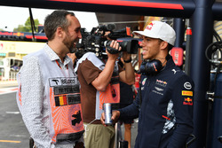 Franck Montagny, Pierre Gasly, Red Bull Racing