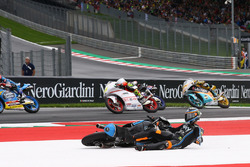La caduta di Andrea Migno, Sky Racing Team VR46