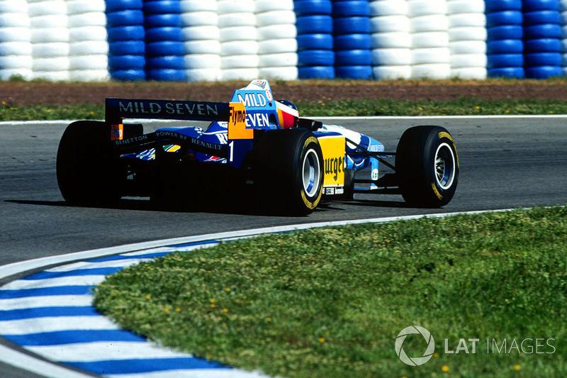 1995 İspanya GP