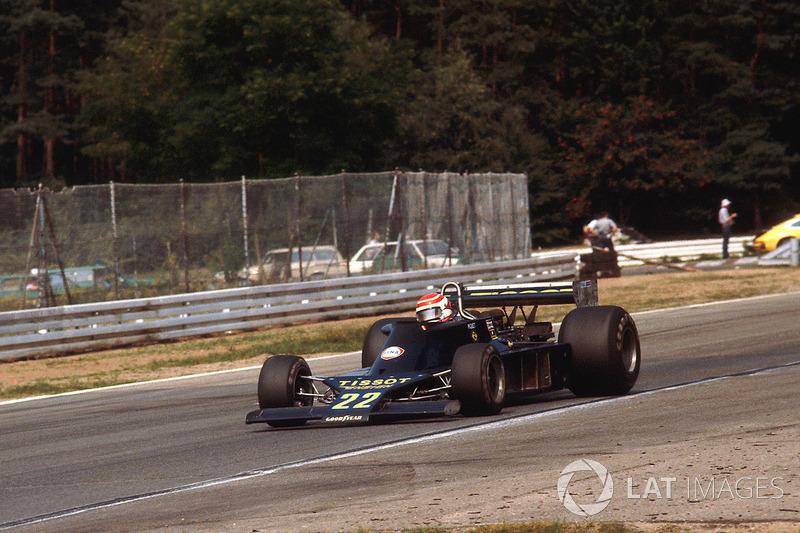 Hockenheim 1978: Formel-1-Debüt mit Ensign