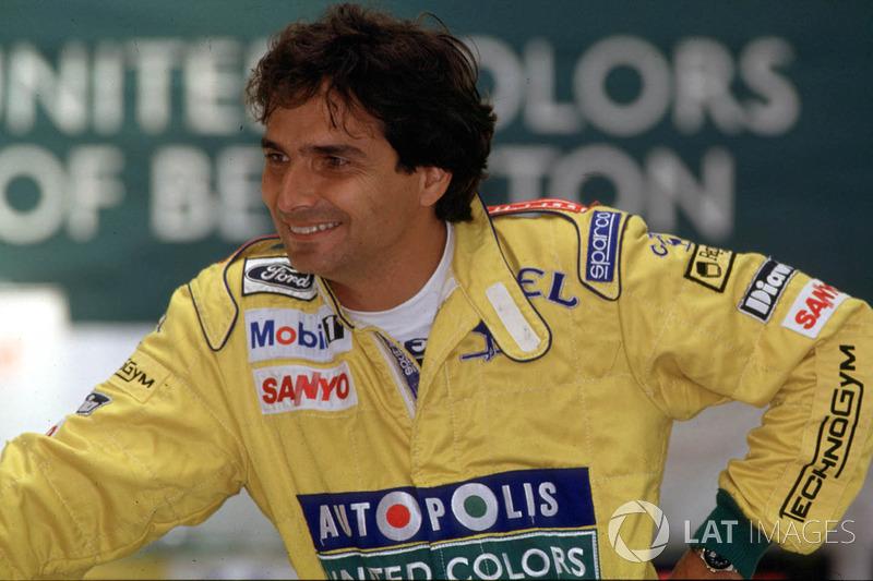 Nelson Piquet (1981, 1983 et 1987)