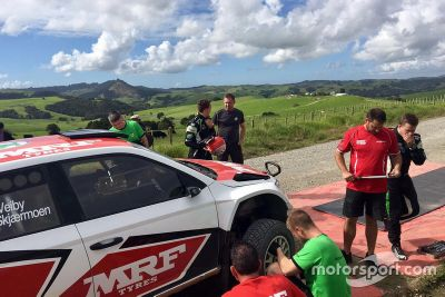 Asia Pacific Rally Championship: New Zealand