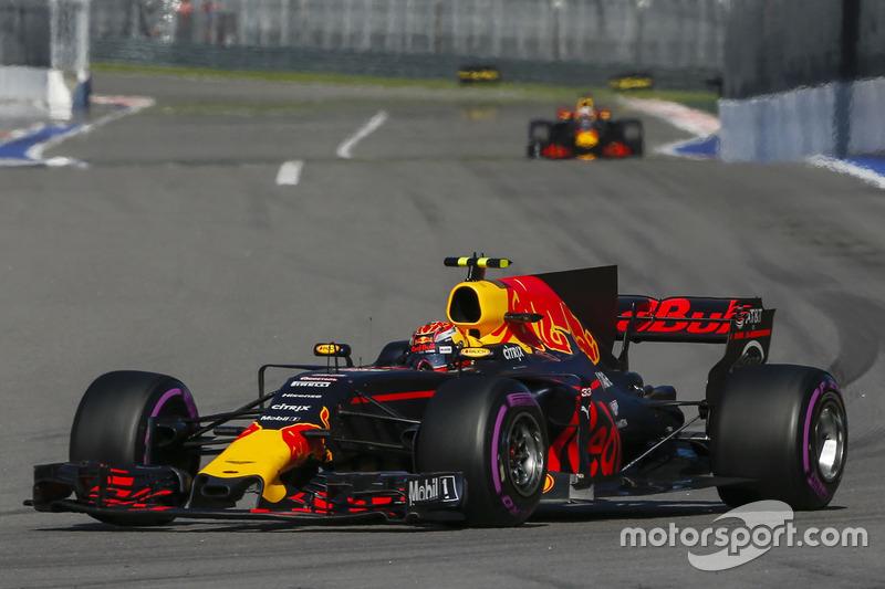 5. Макс Ферстаппен, Red Bull — 35