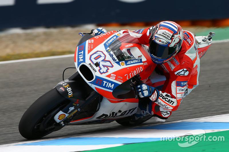 14. Andrea Dovizioso, Ducati Team