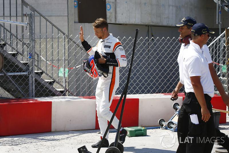 Comme au bon vieux temps pour Button et Alonso